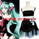 Vocaloid Hatsune Miku Magnet Version Cosplay Costume
