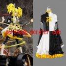 Vocaloid Kagamine Rin / Len Fusion Cosplay Costume