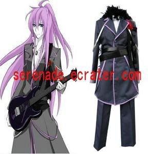 Vocaloid Gakupo Melanism Version Cosplay Costume