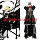 Vocaloid Kagamine Rin Melanism Version Cosplay Costume