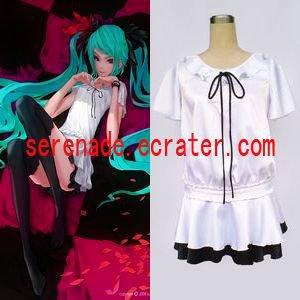 Vocaloid Hatsune Miku World is Mine Version Cosplay Costume