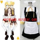 Vocaloid Kagamine Rin Alice Version Cosplay Costume