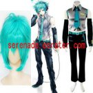 Vocaloid Mikuo Cosplay Costume And Wig