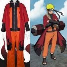 Naruto Uzumaki Naruto Cloak and Cosplay Costume