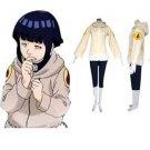 Naruto Hyuuga Hinata Cosplay Costume