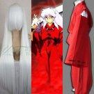 Inuyasha Cosplay Costume and wig