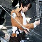 Attack on Titan Shingeki no Kyojin Eren Jaeger Full Set Cosplay Costume