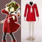 Cardcaptor Sakura Kinomoto Sakura 4th Cosplay Costume