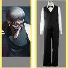 Tokyo Ghoul Kaneki Ken Western-style clothes Cosplay Costume