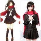 Kagerou Project MekakuCity Actors Tateyama Ayano Cosplay Costume And Wig