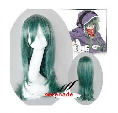 Kagerou Project MekakuCity Actors Kido Tsubomi Cosplay Wig