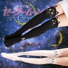 Sailor Moon Cosplay Cats Luna Crystal Artemis Women Tight Pantyhose Cosplay Accessory