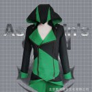 Assassin's Creed III Cosplay Connor Costume Green And Black Coat