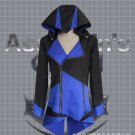 Assassin's Creed III Cosplay Connor Costume Blue And Black Coat