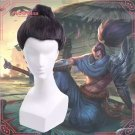 League of Legends LOL Yasuo the Unforgiven Cosplay Wig