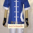 League of Legends LOL Lee Sin the Blind Monk Blue Cosplay Costume