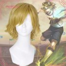 League of Legends LOL Ezreal the Prodigal Explorer Cosplay wig