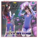 Overwatch Hero of My Storm D.Va Jumpsuits Cosplay Costume