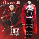 Fate Stay Night Emiya Shirou Servant Archer Cosplay Costume