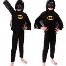 Detective Comics Batman Halloween Child's Cosplay Costume