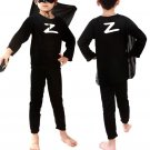 The New Adventures of Zorro Halloween Child's Cosplay Costume