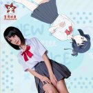 Your Name Miyamizu Mitsuha School Uniforms Cosplay Costume