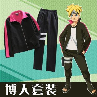 Naruto Uzumaki Boruto Cosplay Costume