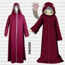 Naruto Yakushi Kabuto New Cloak Cosplay Costume