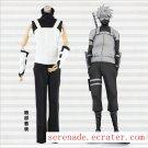 Naruto Anbu Hatake Kakashi Sukea Cosplay Costume