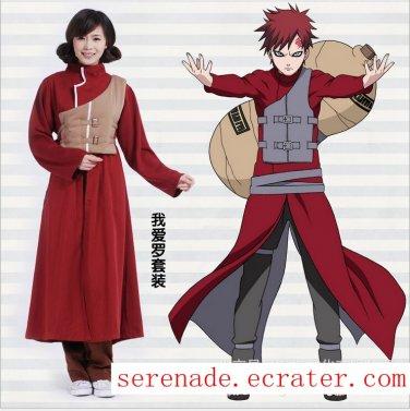 Naruto Sabaku no Gaara First Cosplay Costume