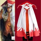 Naruto Uzumaki Naruto Seventh Cosplay Costume And Hat
