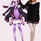 Vocaloid Yuzuki Yukari Coat Cosplay Costume