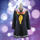 NO GAME NO LIFE Shiro Black Cosplay Costume
