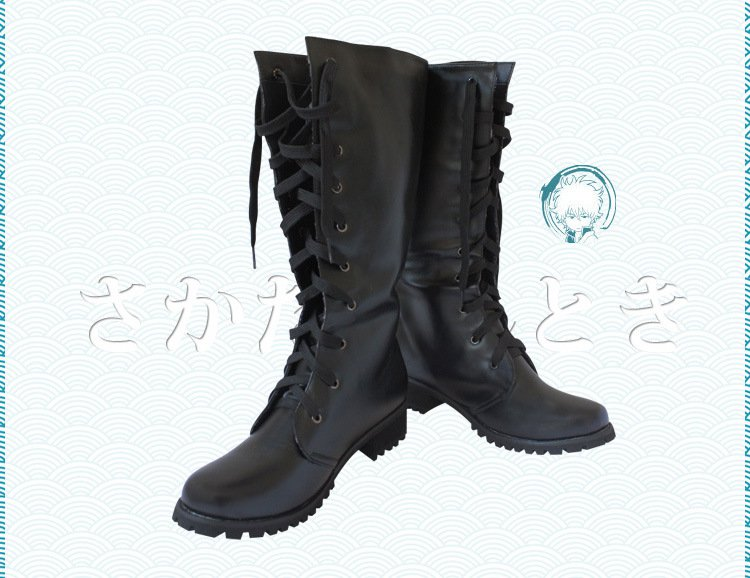 Gintama Sakata Gintoki Cosplay Shoes