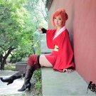 Gintama Leader Kagura New Cosplay Costume