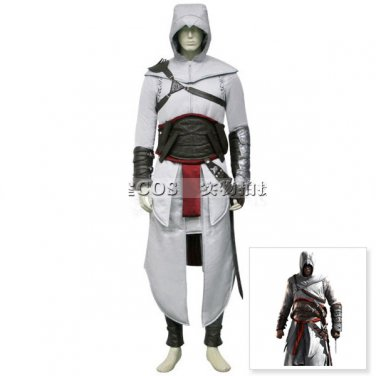 Assassin's Creed Cosplay Altair 1st Assassin Costume