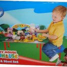 ***NEW***  Mickey Mouse Club Table and Chair ***NEW***