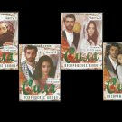 SILA RUSSIAN LANGUAGE TV SERIES FOUR DVD SET