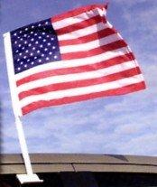 "AMERICAN Flag - ""Clip-on"" Economy"