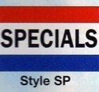 SPECIALS Nylon Flag