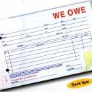 WE OWE - #SA-1506-3 Item 870