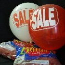 SALE - Red & White 50 ct. bag
