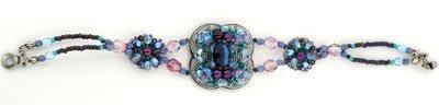 TOHO Elegant Jewelry Kit Glass Cats Eye Bracelet