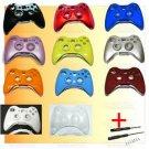 Xbox 360 Controller Housing Faceplate Shell Case Button