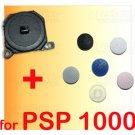 SONY PSP 1000 Fat Analog Joystick Repair Part + 6 X Cap