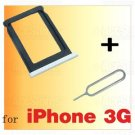 SIM Card Tray Holder Slot + Eject Pin Tool iPhone 3G WT