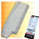 WHITE Console Vertical Stand f  PS3 Slim Final Fantasy