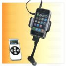 Car FM Transmitter Handsfree Remote 4 iPod iPhone 2G 3G