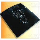 Ghost Face Cover Faceplate for SONY PS3 Slim Console