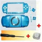 PSP 1000 Full Housing Faceplate Shell Case +Joystick CB